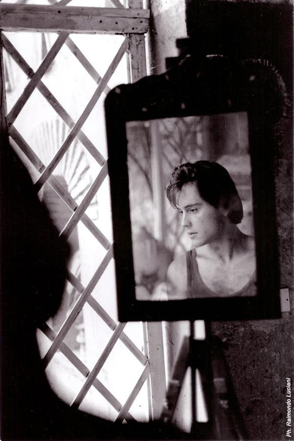 Portrait of Enzo