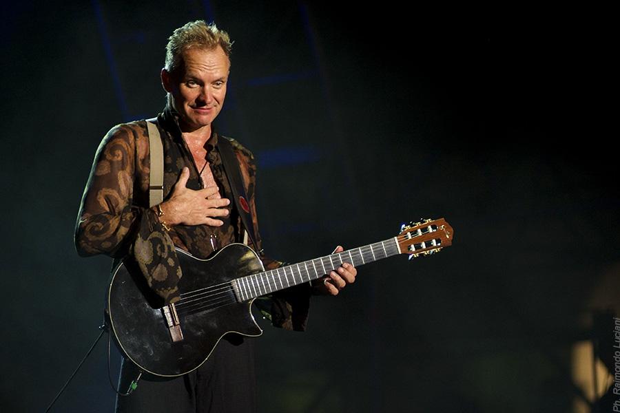 Sting - Milan 2006